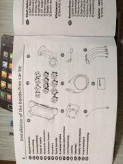 Bury Motion Universal Bluetooth Freisprecheinrichtung