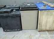 KFZ-Altbatterien Ankauf