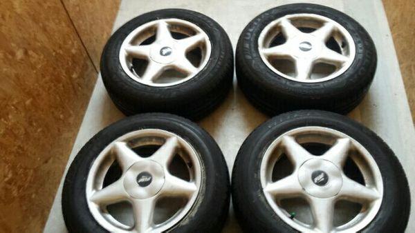 Sommerreifen VW Golf 4 Audi