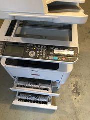 OKI MB 472 Drucker Fax