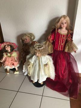 16 Puppen zum gesamt Preis: Kleinanzeigen aus Graben-Neudorf - Rubrik Puppen