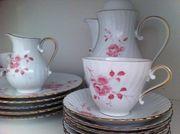Geschirr Tee- Kaffeeservice Marke Kaiser