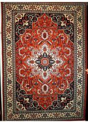 Neu Perser-teppich Orientteppich - 100 Mottenfrei