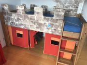 Hochbett Kinderbett Jugendbett Schloss