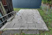 Betonplatten Terrassenplatten