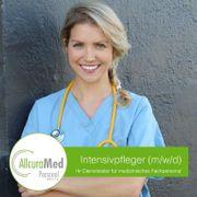 Krankenschwester für die Intensivstation w