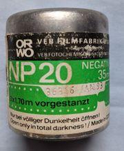 ORWO Filme s w NP20