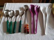 Küchenbesteck Besteck Reste