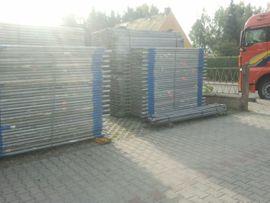 Sonstiges Material für den Hausbau - 101 m² gebrauchtes Gerüst Layher
