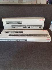 Personenwagen Märklin 43307 und 43306