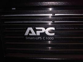 Sonstige Hardware, Zubehör - APC Smart UPS-C 1000VA