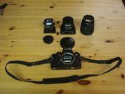 Leica R4 Gehäuse mit Summilux