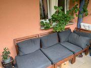 Lounge-Sitzmöbel von IKEA ÄPPLARÖ