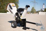 Lumag Maschinen RAMBO HC15 Benzin