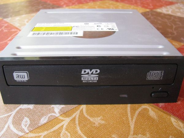 DVD CD Rewritable Drive Model