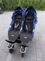 Zwillingskinderwagen Tfk Twinner Twist Duo