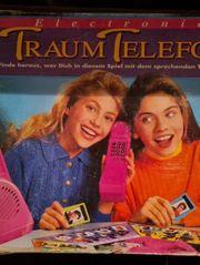 Traumtelefon MB Spiele Brettspiel 1992
