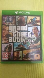 GTA 5 V XBOX ONE