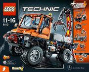 Lego Technic Mercedes Benz Unimog
