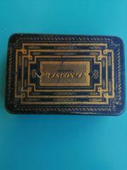 Visconti Cigarettes Blechdose alt 12 -