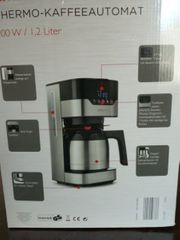 Thermo Kaffeeautomat mit Timer