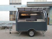 Imbissanhänger Verkaufsanhänger Imbisswagen 2 8M
