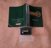 Golden Sun Nintendo Gameboy Advance
