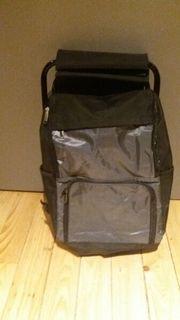 Rucksack mit integriertem Stuhl