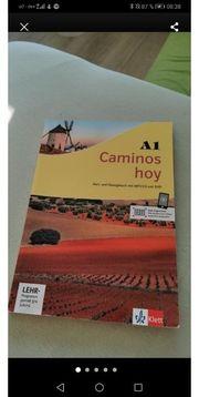 Kurs- und Übungsbuch Caminos Hoy