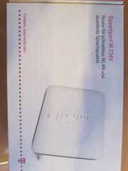 NEUWERTIG Telekom Speedport W724V WLAN-Router