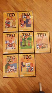 DVDs españolas TEO - Spanische DVDs