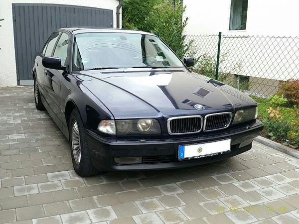 BMW 750i - ein besonderes Fahrerlebnis