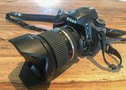 Nikon D750 mit zwei Objektiven