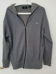 Sweatshirt-Jacke von Calvin Klein Gr