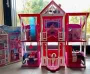 Barbie California Haus - BarbieTraumhaus mit