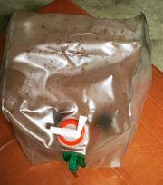 Faltbarer Wassersack mit Befestigungsmöglichkeiten