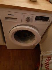 Siemens Waschmaschine mit 2 5