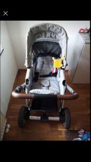 Kinderwagen abc desings Turbo 4