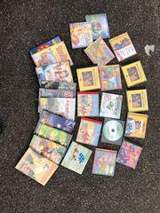 verschiedene Hörspiele CDs und DVDs