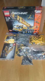 Lego Technic 42009 mobiler Schwerlastkran