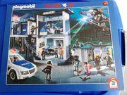 Kinderpuzzle Playmobil Die Polizei 40