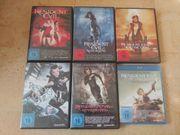 Filme Resident Evil 1-6