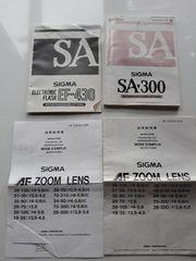 Sigma SA 300