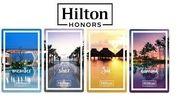 HILTON HONORS Punkte Übertragung