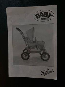 Bild 4 - Sehr seltener Geschwisterpuppenwagen für Baby - Feucht