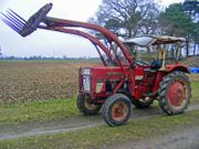 Schlepper Case IH Ihc 353