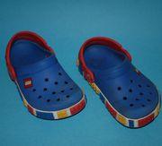 CROCS Sandalen Gr 32 blau