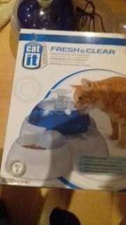 Catit Fresh Clear Trinkbrunnen