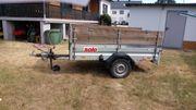 PKW Anhänger Humbaur zu verkaufen
