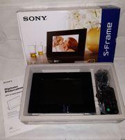Sony DPF-E72N B 7 schwarz